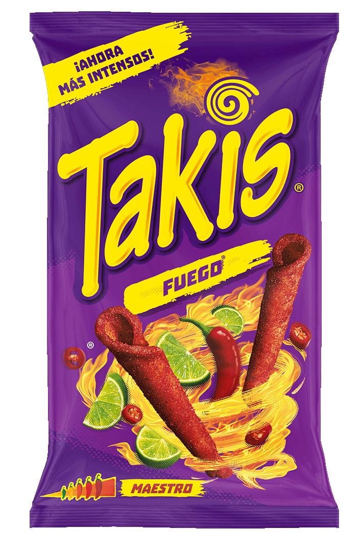 Takis Hot